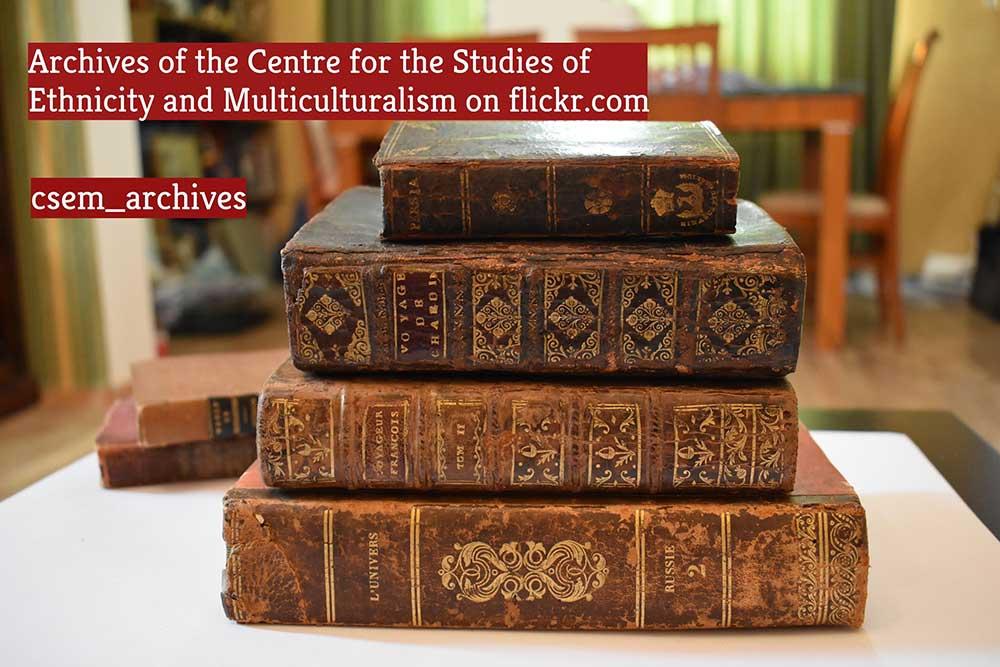 CSEM archives digitized